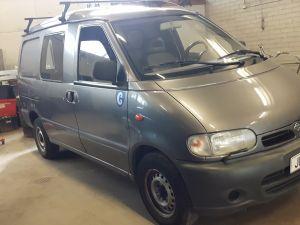 Nissan Vanette 2,3 D