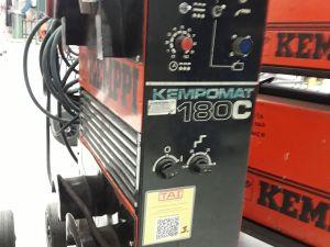 Hitsauskone Kemppi Kempomat 180C