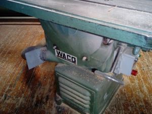 pyörösaha  waco