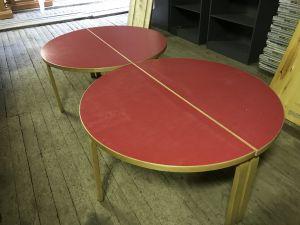 Lastenpöydät 4 kpl