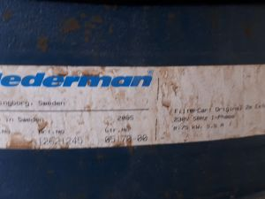 Savukaasuimuri, Nederman