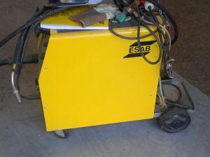 Esab Mig C 250 3ph sähköhitsauskone