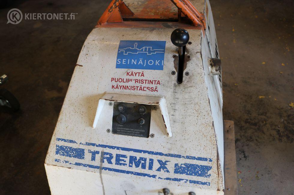 Tremix - maantiivistäjä
