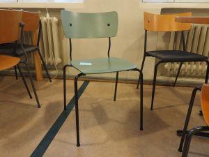 Tuoleja, vihreä, 5 kpl (11)