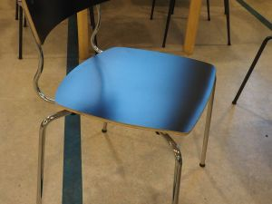 Tuoli, musta, 1 kpl (13)