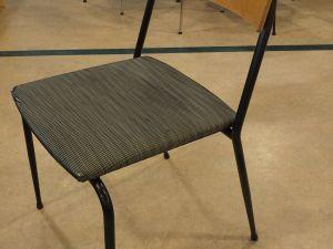 Tuoleja, kangas/puu, 9 kpl (15)