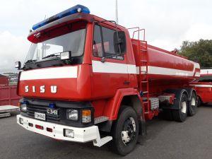 Sisu SK250 säiliöauto