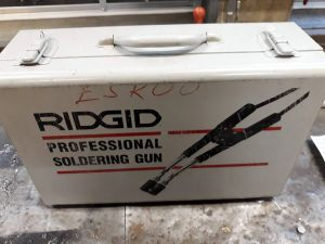 RIDGID RT-175 Electric Soldering Gun