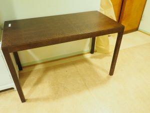 Pöytä, puu, ruskea, 2 kpl (5)