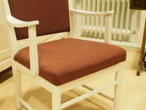 Tuoli, puu/kangas, 5 kpl (4)
