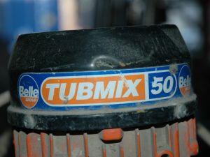 Tubmix 50 Betonin/laastin sekoittaja