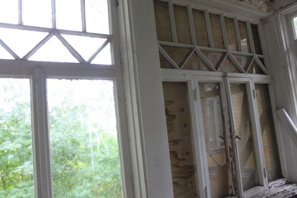 Vanhat Ikkunat Sisustuksessa