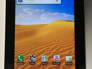 Samsung Galaxy tab GT-P1000 taulutietokone