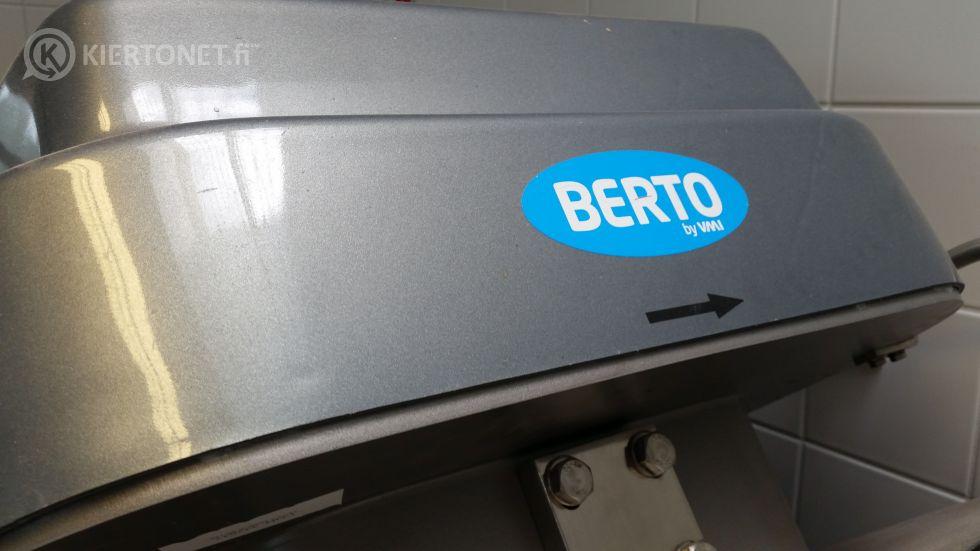 Berto MAG R80 taikinakone