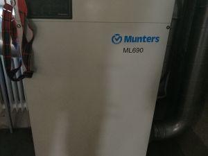Absorbtioilmakuivain ML690 Munters