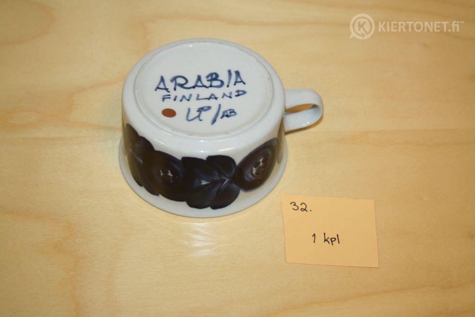 Arabian kuppi, Anemone