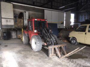 Valmet maataloustraktori 343-4X4 / 2300.