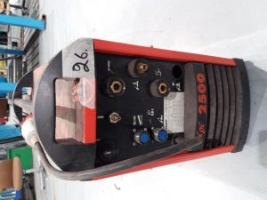 Kemppi Master Tig AC/DC 2500 pulse