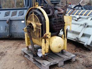 Traktorikäyttöinen kompressori