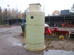 Jätevesipumppaamo