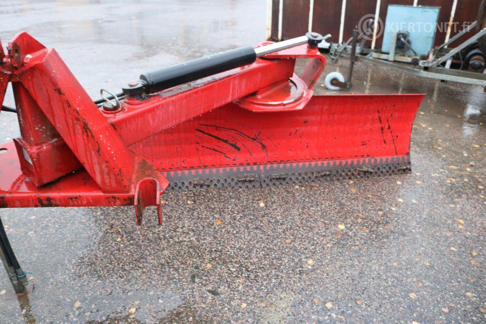 Traktorin takalevy