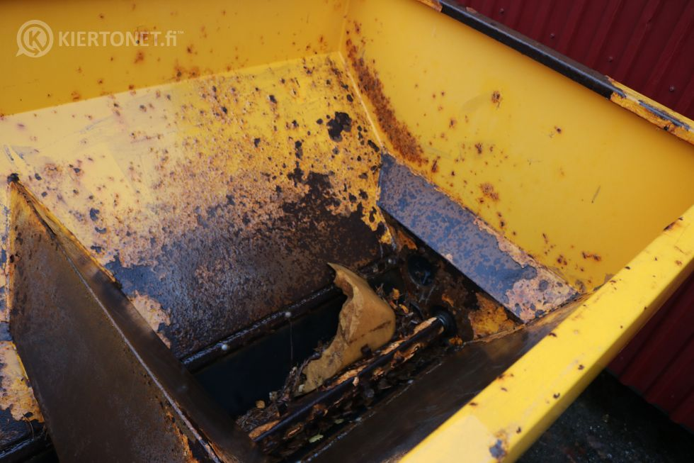 Epoke traktorihiekotin nro 1