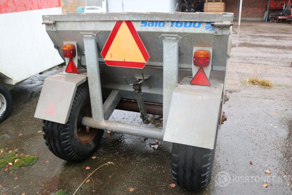 Traktorihiekotin Salo 1600