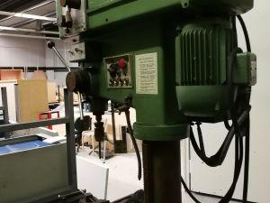 Amup Pordenone pylväsporakone