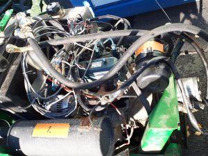 Kubota Moottori D722 (1)