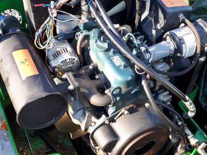 Kubota Moottori D722 (2)
