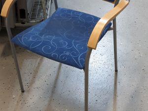 Tuolit (siniset istuinosat)