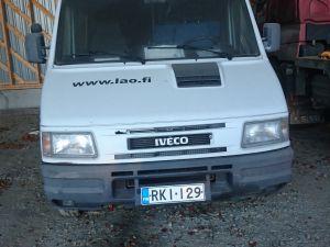 Iveco pienoislinja-auto