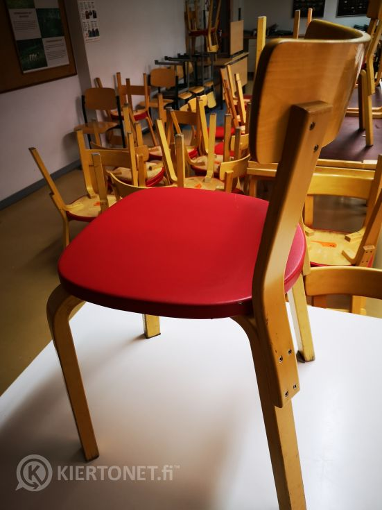Artek pöytä ja 4 tuolia (102)