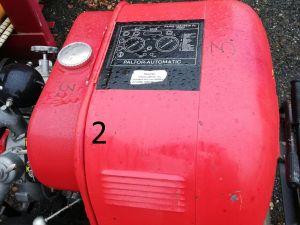 Moottoriruisku Paltor automatic