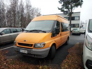 Transit pikkubussi 1+8