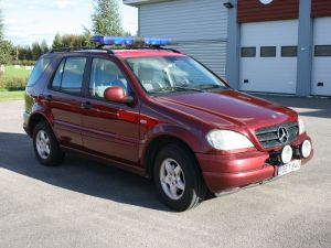 Mercedes-Benz ML 270 CDI Automatic 4x4
