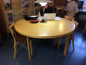 Artek pöytäpari, 150 cm