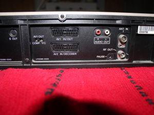 JVC HR-S7500 Super VHS nauhuri