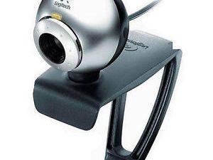 Logitech QuickCam -web-kamera, USB