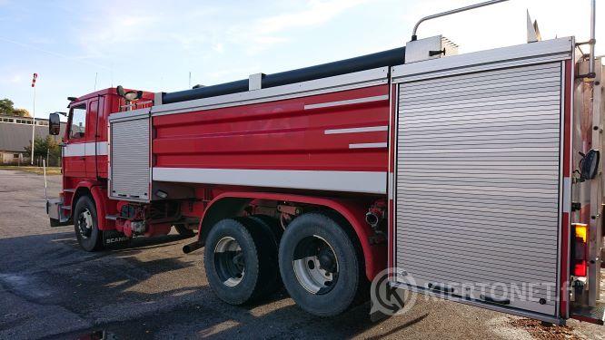 Scania R112HL säiliöauto