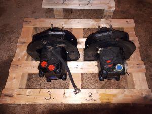 M+S Hydrauliikkamoottorit 2kpl