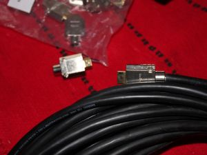 Monijohdinjohdinkaapelia: Tasker TSK 1060 High Speed HDMI Cable with ethernet