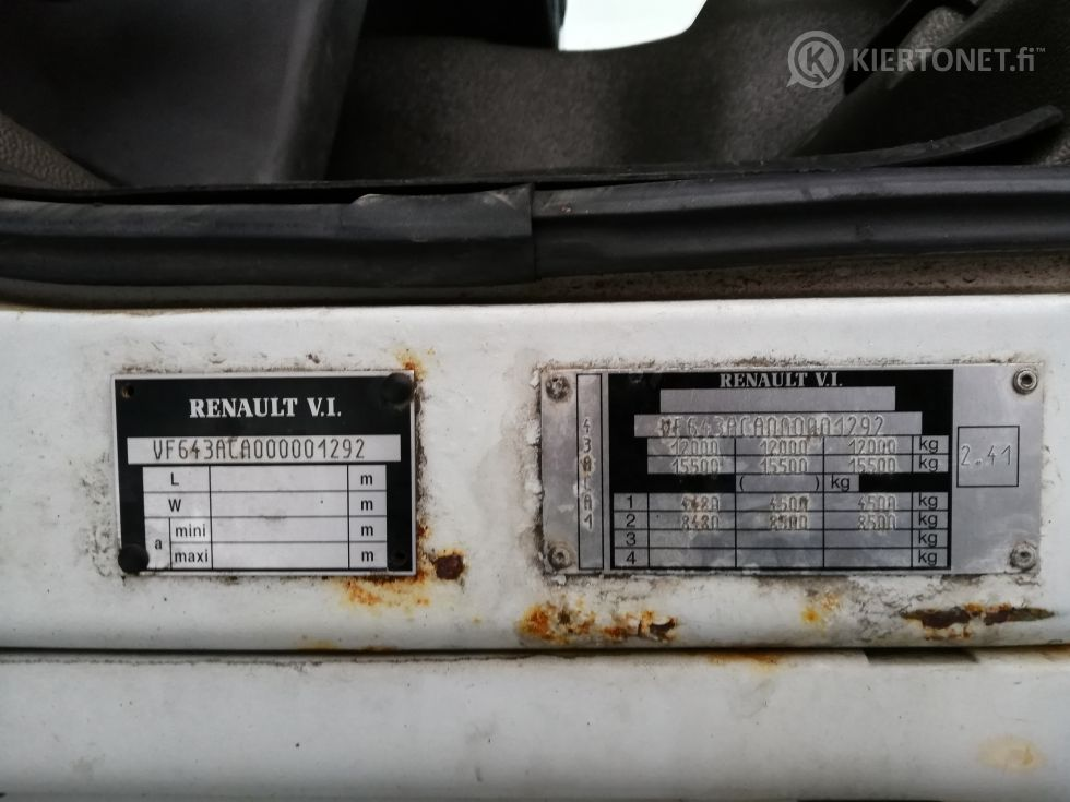 Renault Kuorma-auto