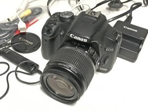 Canon EOS 500D + EF-S 18–55 mm 1:3.5–5.6 IS