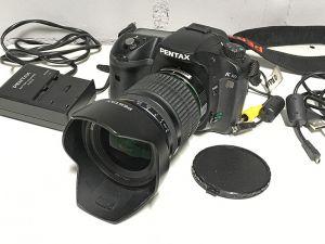 Pentax K10 + SMC Pentax-DA 1:4(22) 16–45mm ED-AL
