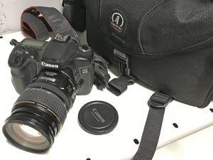 Canon EOS 40D + EFS 17–85 mm Digi43