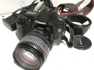 Canon EOS 30D + EFS 17–85 mm Digi36