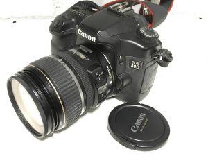 Canon EOS 40D + EFS 17–85 mm Digi45