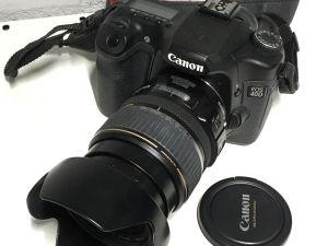 Canon EOS 40D + EFS 17–85 mm Digi47