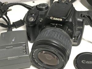 Canon EOS 350D + EFS 18–55 mm 08622